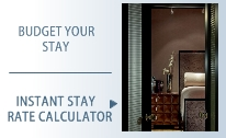 Instant Stay Rate Calculator